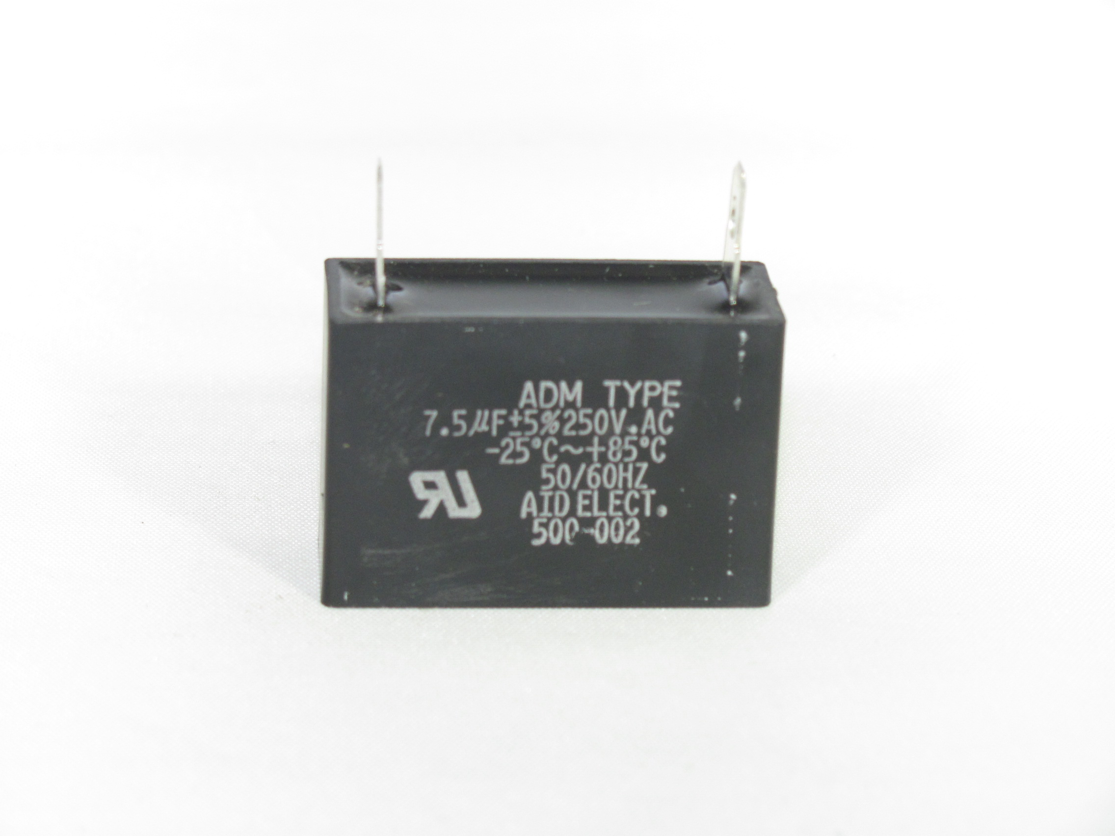 Adm250a755j 7 5 Uf 250 Vac Capacitor 64202 Capacitor