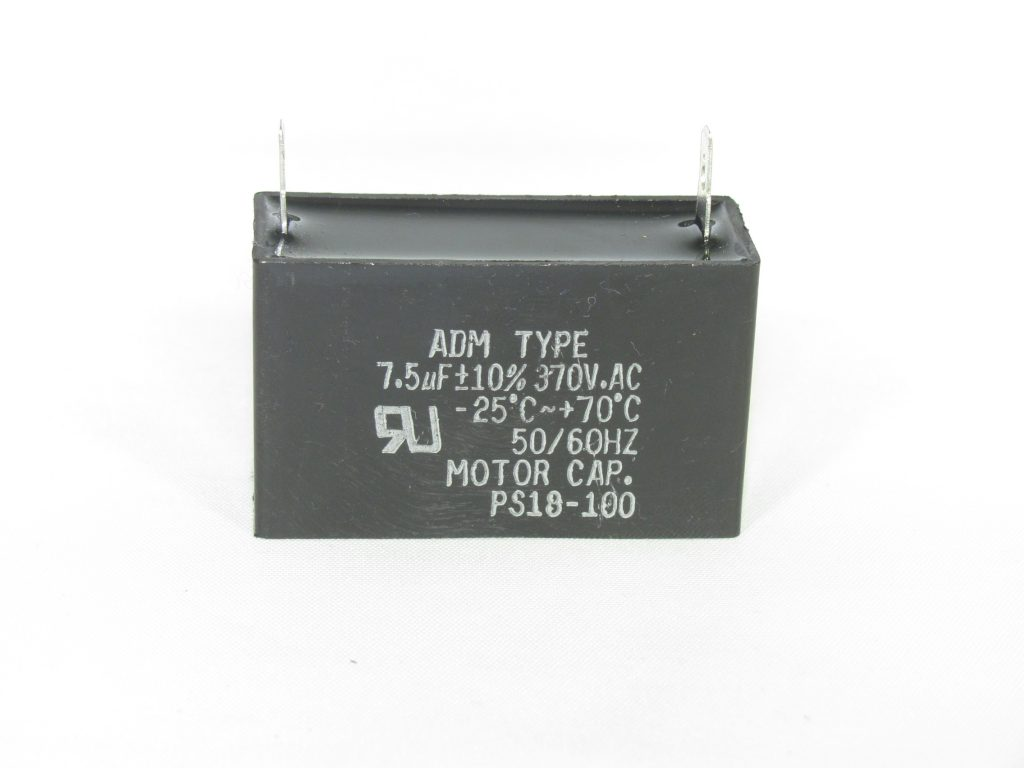 Adm370a755kn 7 5 Uf 370 Vac Capacitor Capacitor Industries