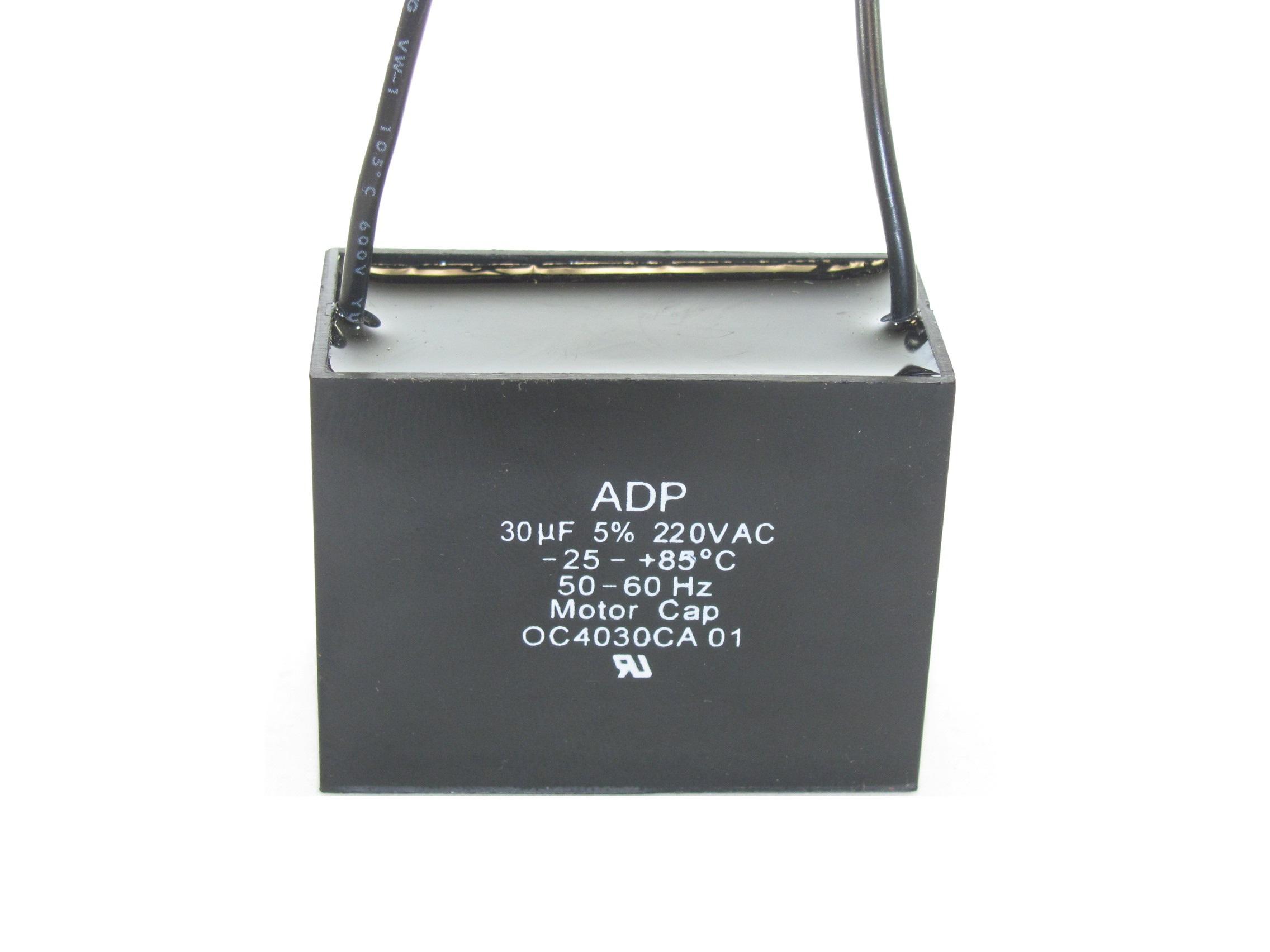 ADP Motor Run Capacitors