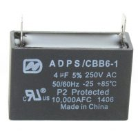 ADPS Motor Run Capacitors