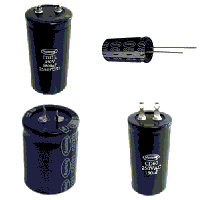 Aluminum Electrolytic Capacitors