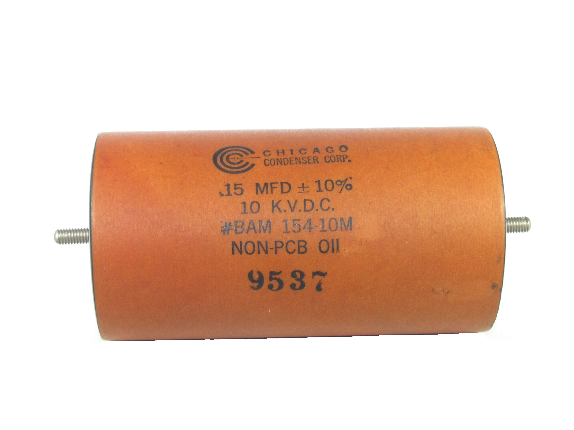 BAM High Voltage Capacitors