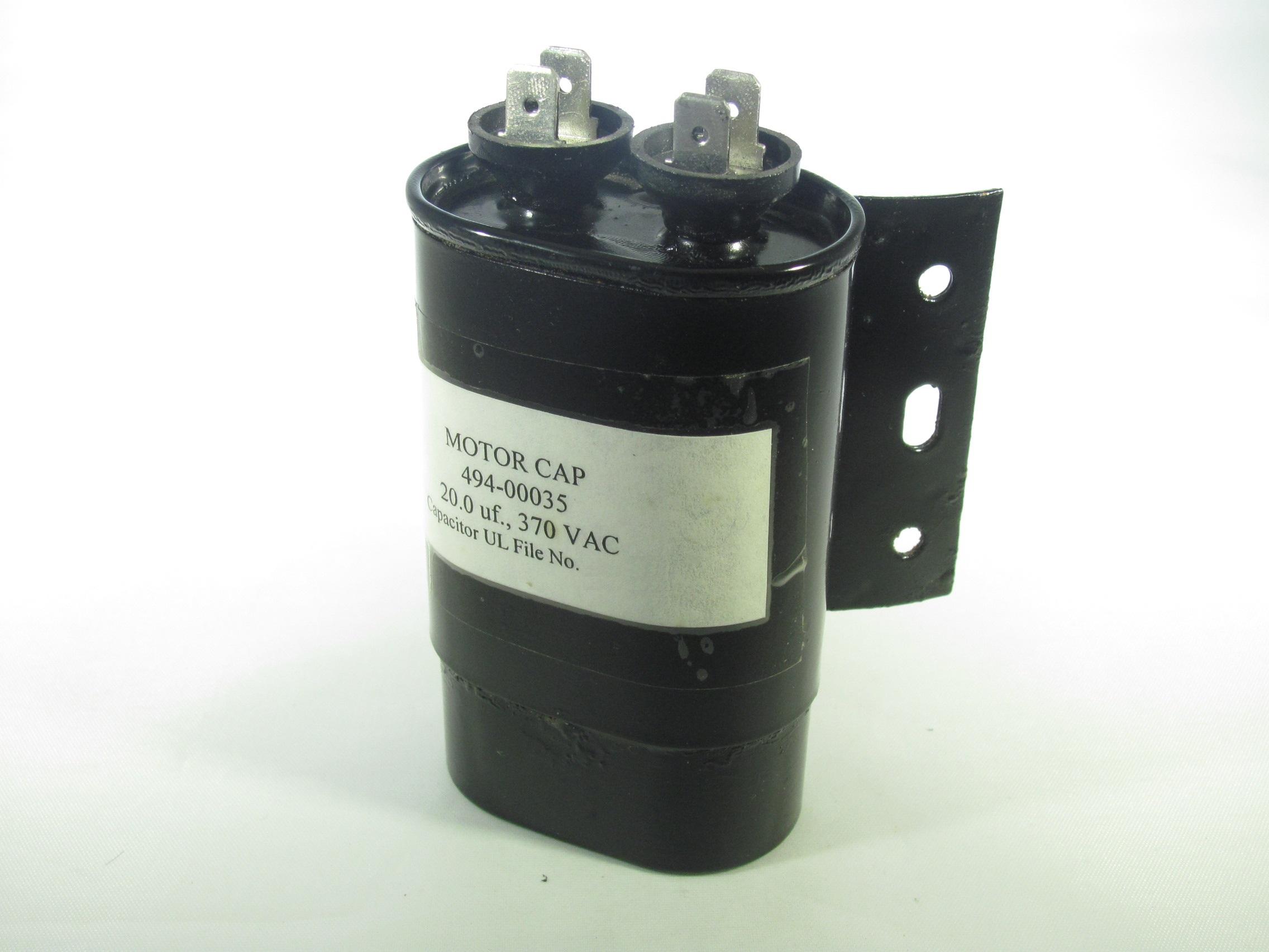 494 00035 M1 20 Uf 370 Vac Capacitor Mc494 00035 M1
