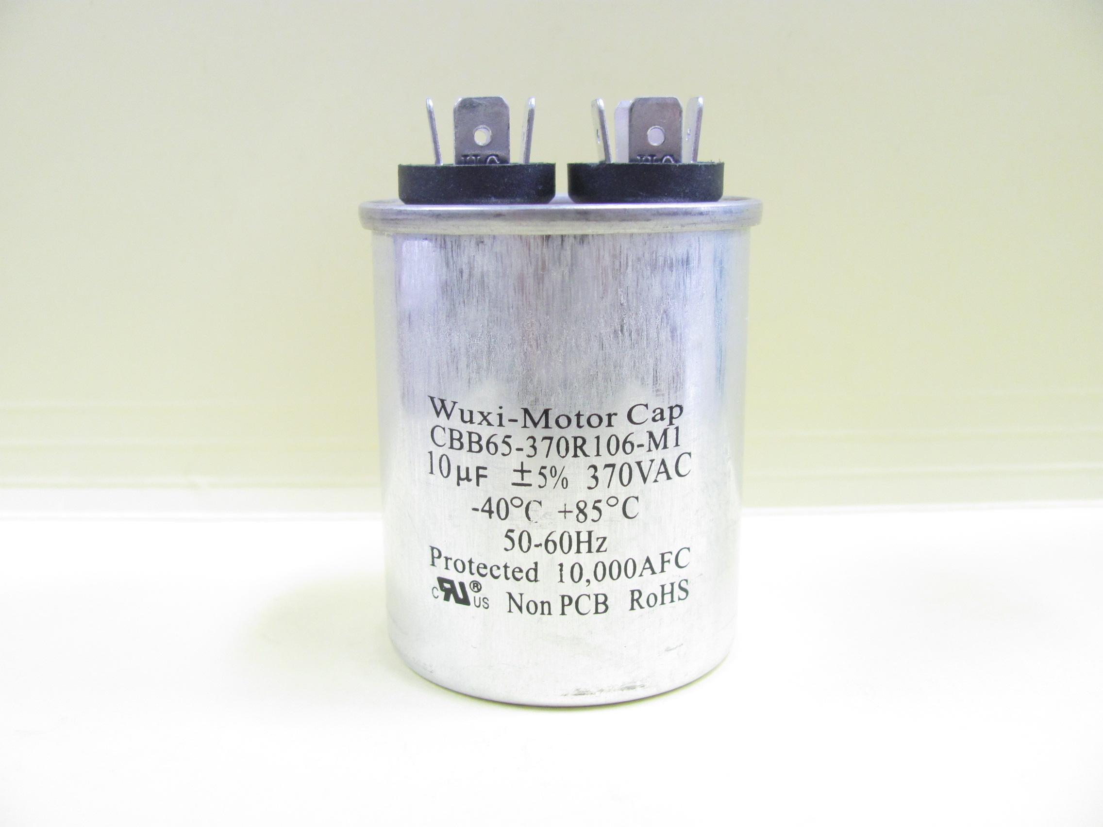 Wuxi CBB65-100R207 200 uF 100 VAC Motor Run Capacitor