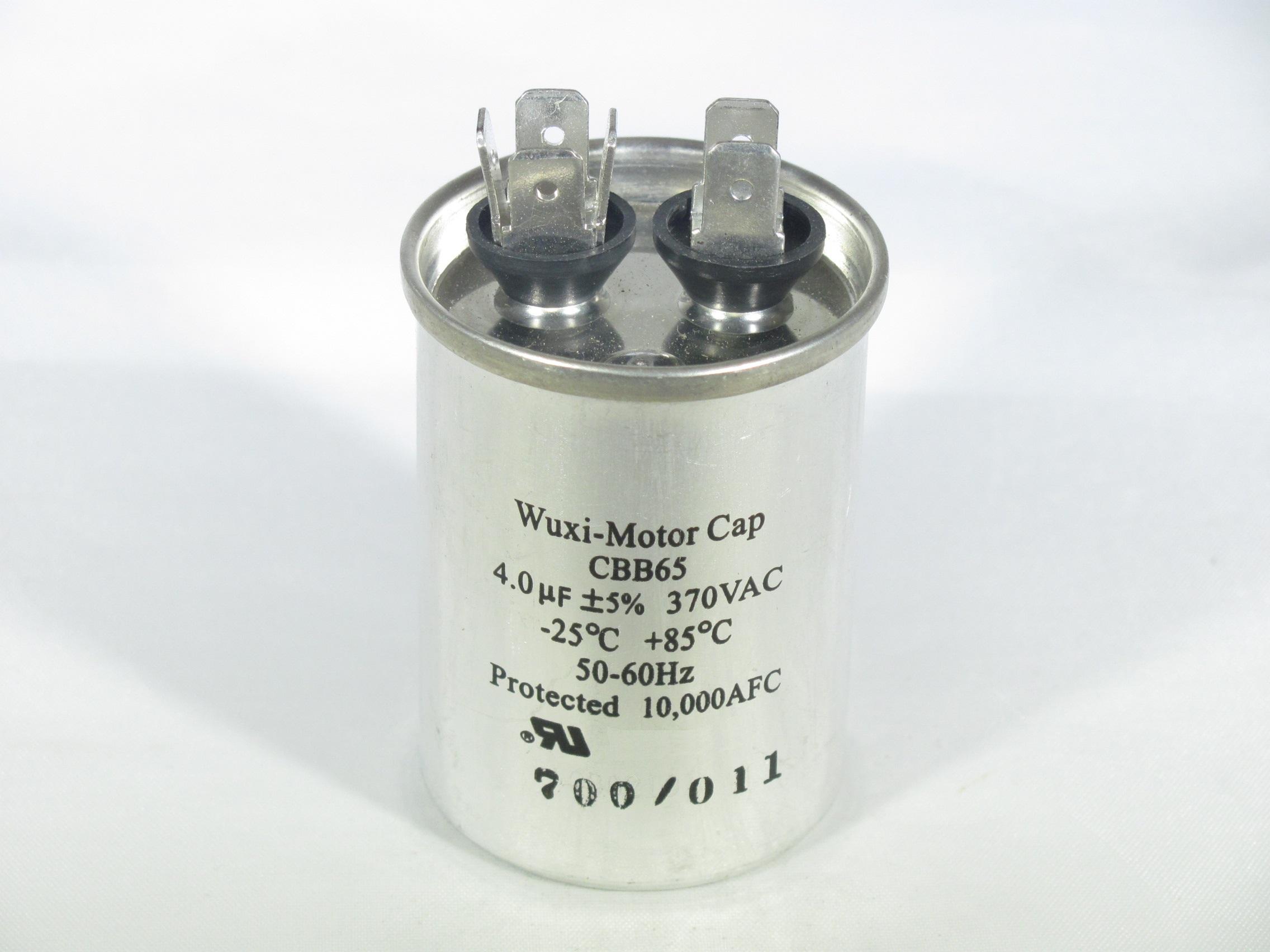 Cbb65 370r405 4 Uf 370 Vac Capacitor 12094 700 011