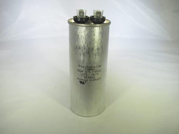 24 MFD Round Motor Run Capacitor 24 uF 330 VAC 50//60Hz HVAC CBB65-330R246-M1