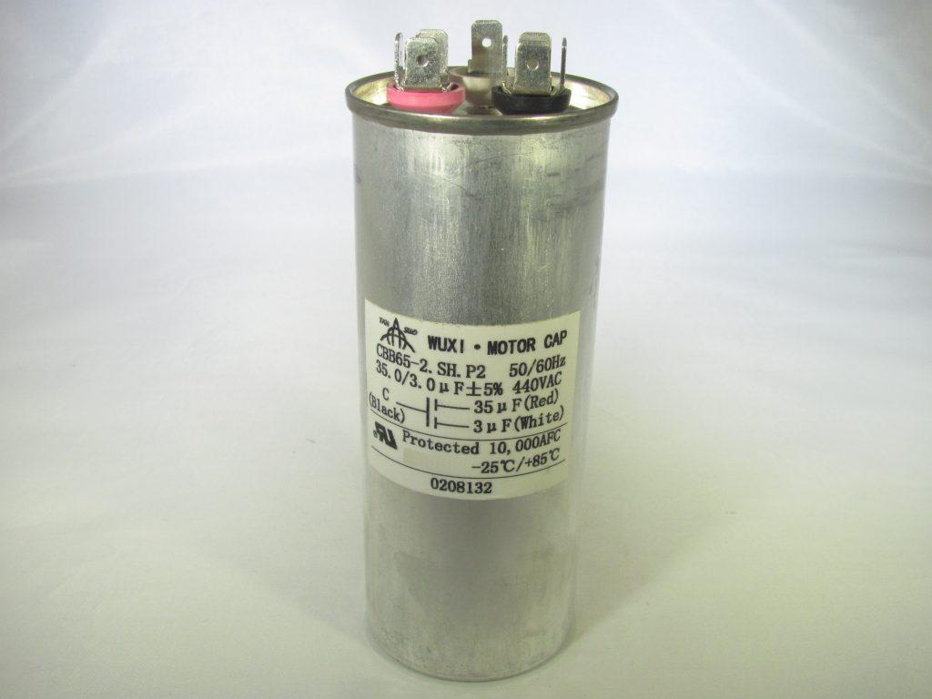 Cbb65 440r0335 3 35 Uf 440 Vac Capacitor Capacitor