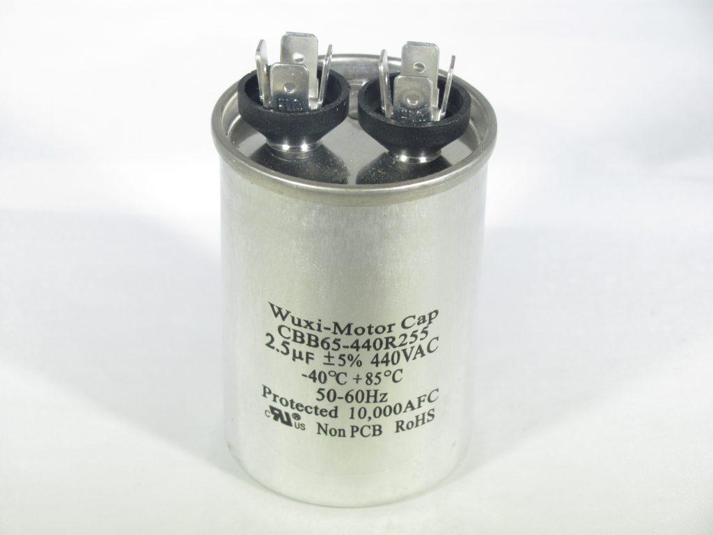 Cbb65 440r255 2 5 Uf 440 Vac Capacitor 620055559 Qdq