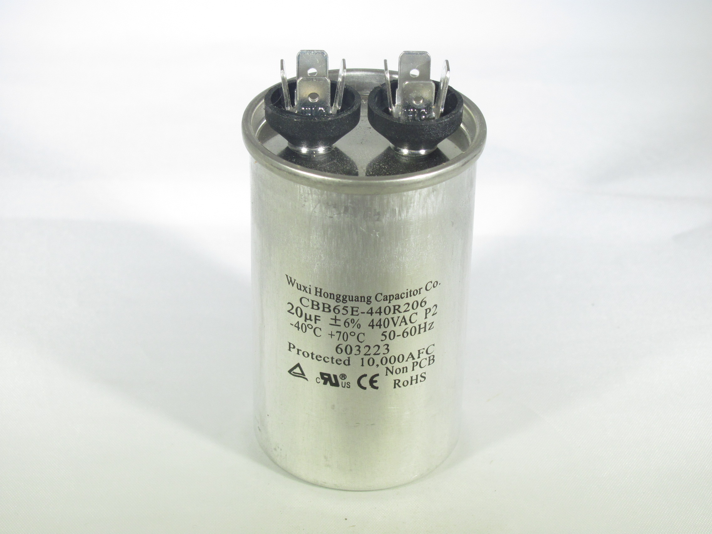 1-13pF Piston Glass Capacitor Aerospace Quality ERIE 564-013