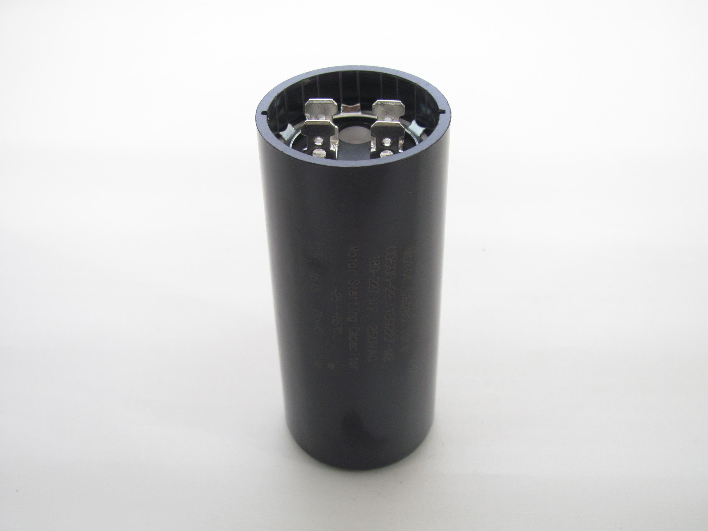 Cd60b 2ej189227 M2 189 227 Uf 250 Vac Capacitor