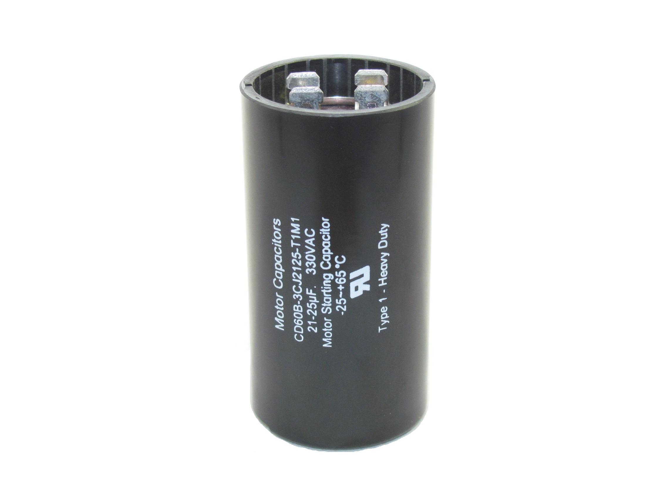 CD60B Motor Start Capacitor