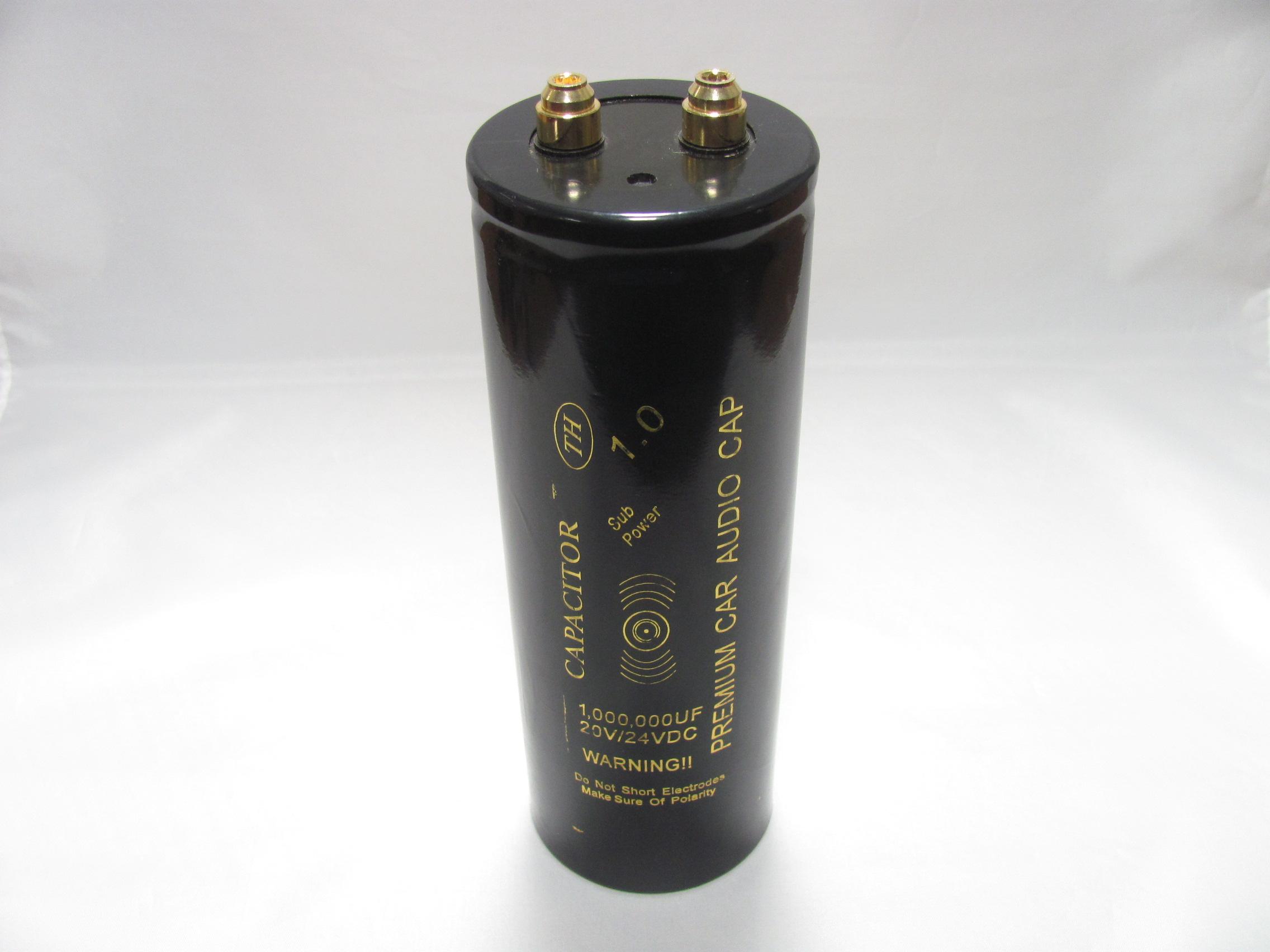CD98SK-1C105T76X220 1000000 uF 16 VDC Capacitor - Capacitor
