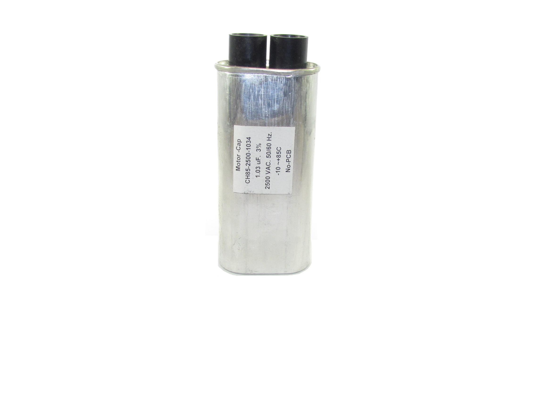 CH85-2500-1034-M1 1 03 uF 2500 VAC Capacitor