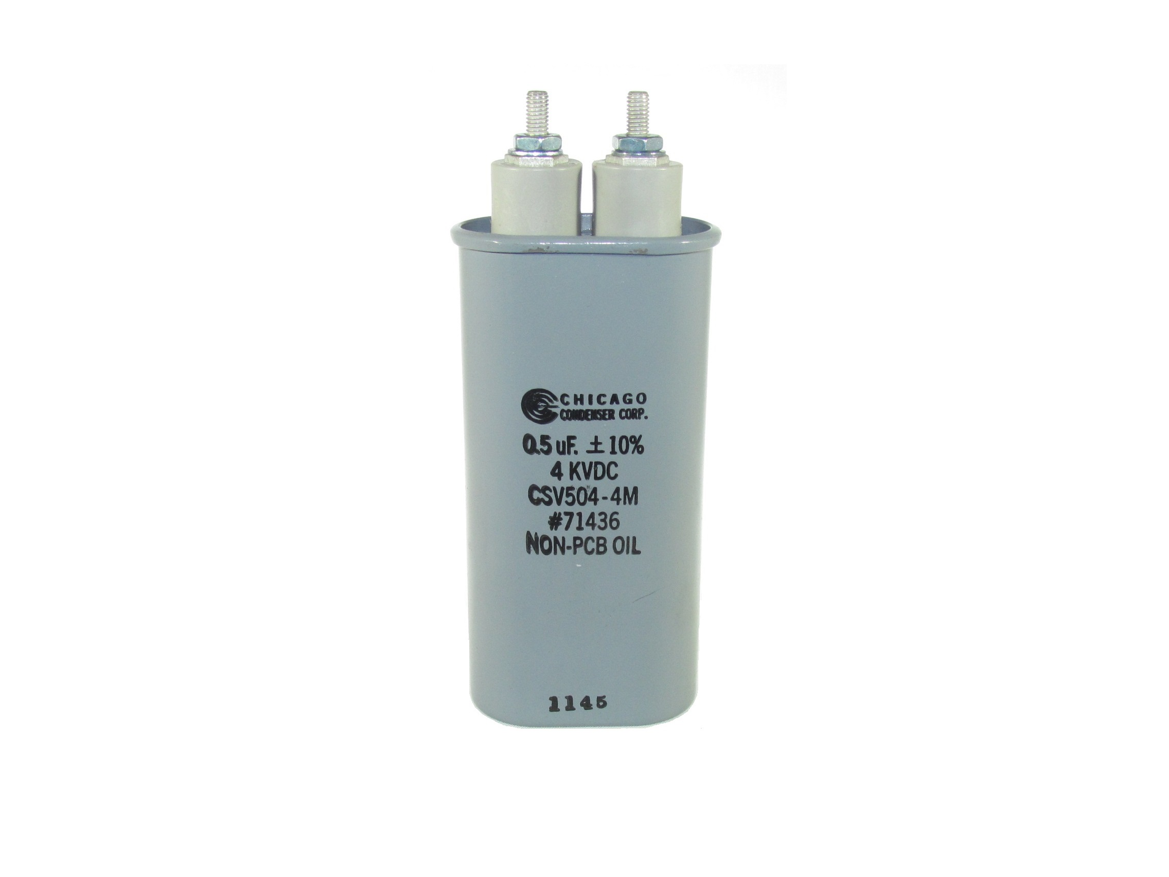 CSV Snubber (Commutation) High Voltage Capacitors
