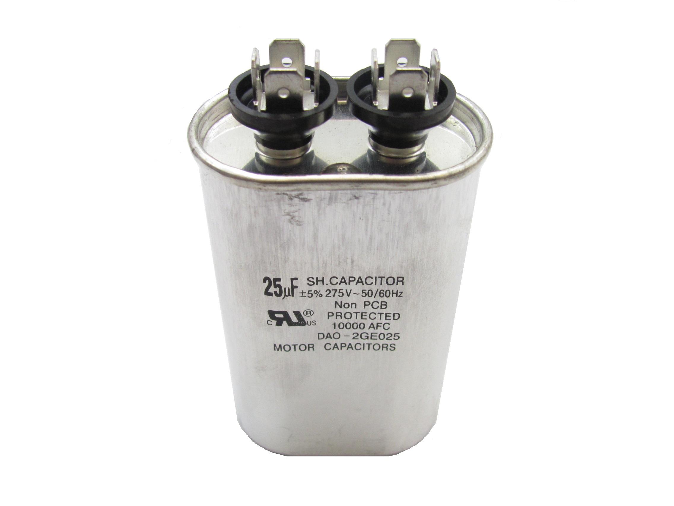 DAO / DAL Motor Run Capacitors