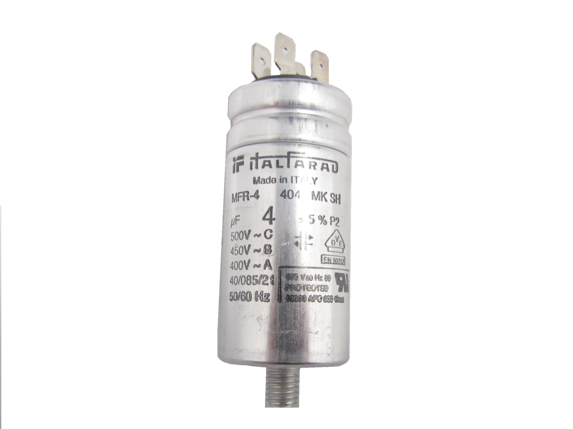 Italfarad MFR (Motor Run) Capacitors