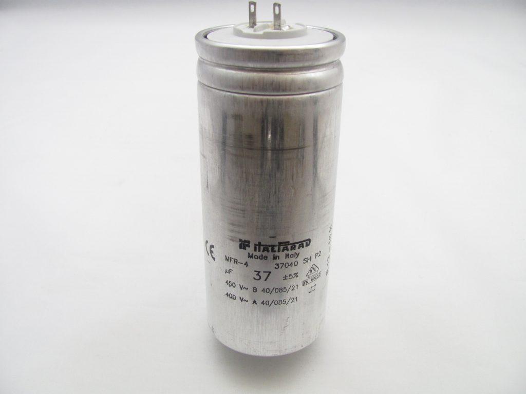 Mfr 4 376 M12 37 Uf 450 Vac Capacitor Capacitor Industries