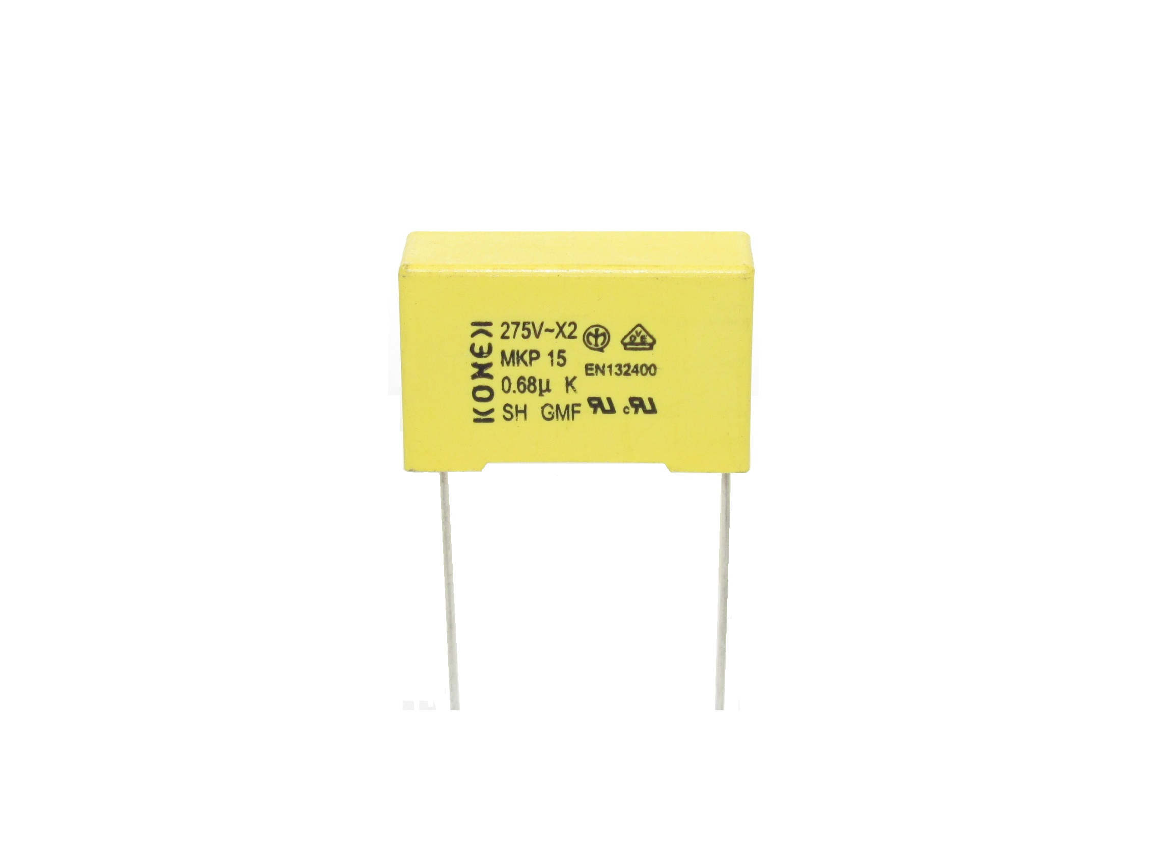 Metalized Polypropylene Suppression Capacitors (MPX / CBB62)