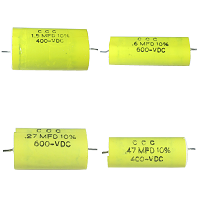 Frequency Modulation Capacitors
