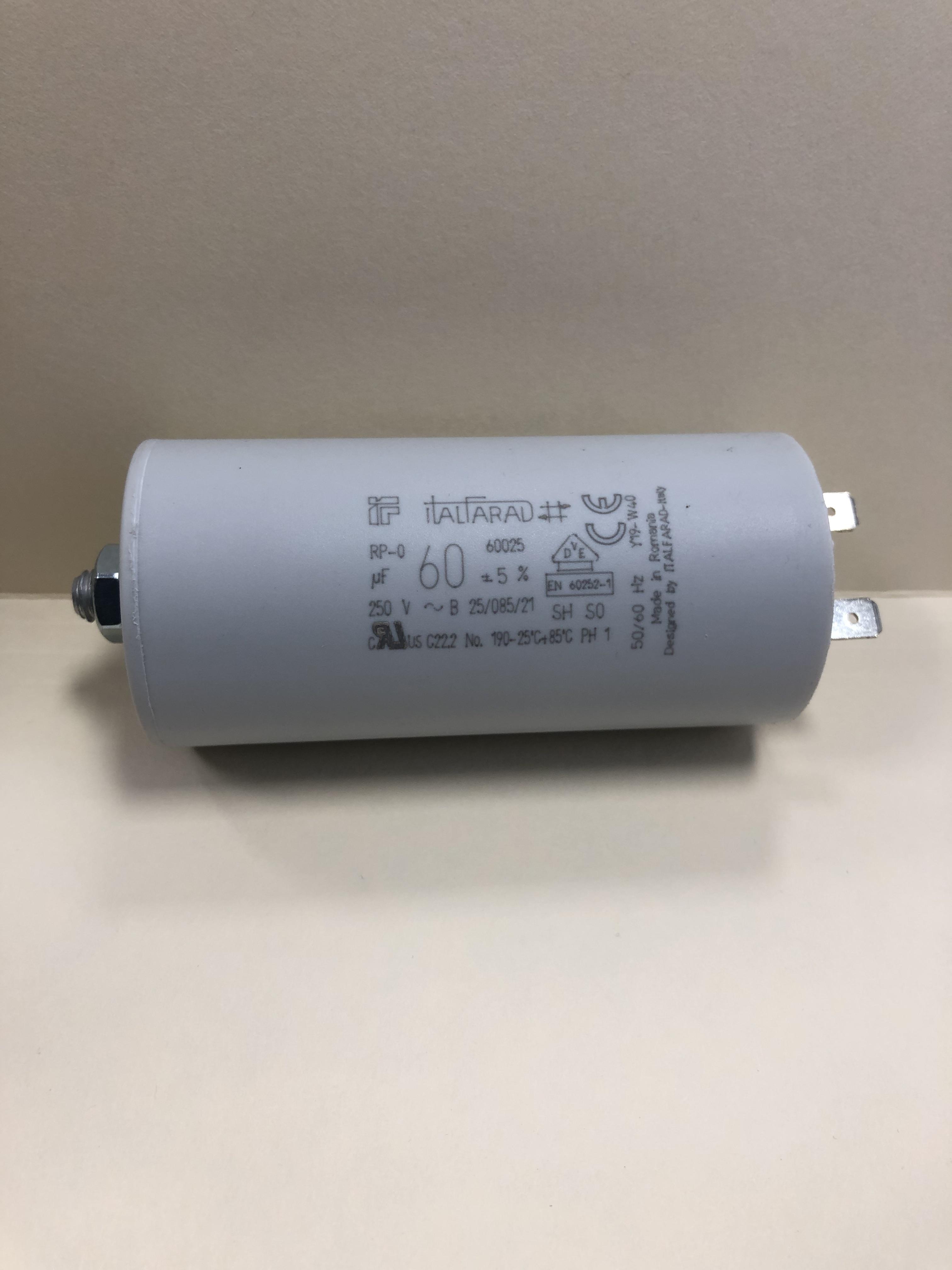 New 10-60pF Cap Variable 90-252