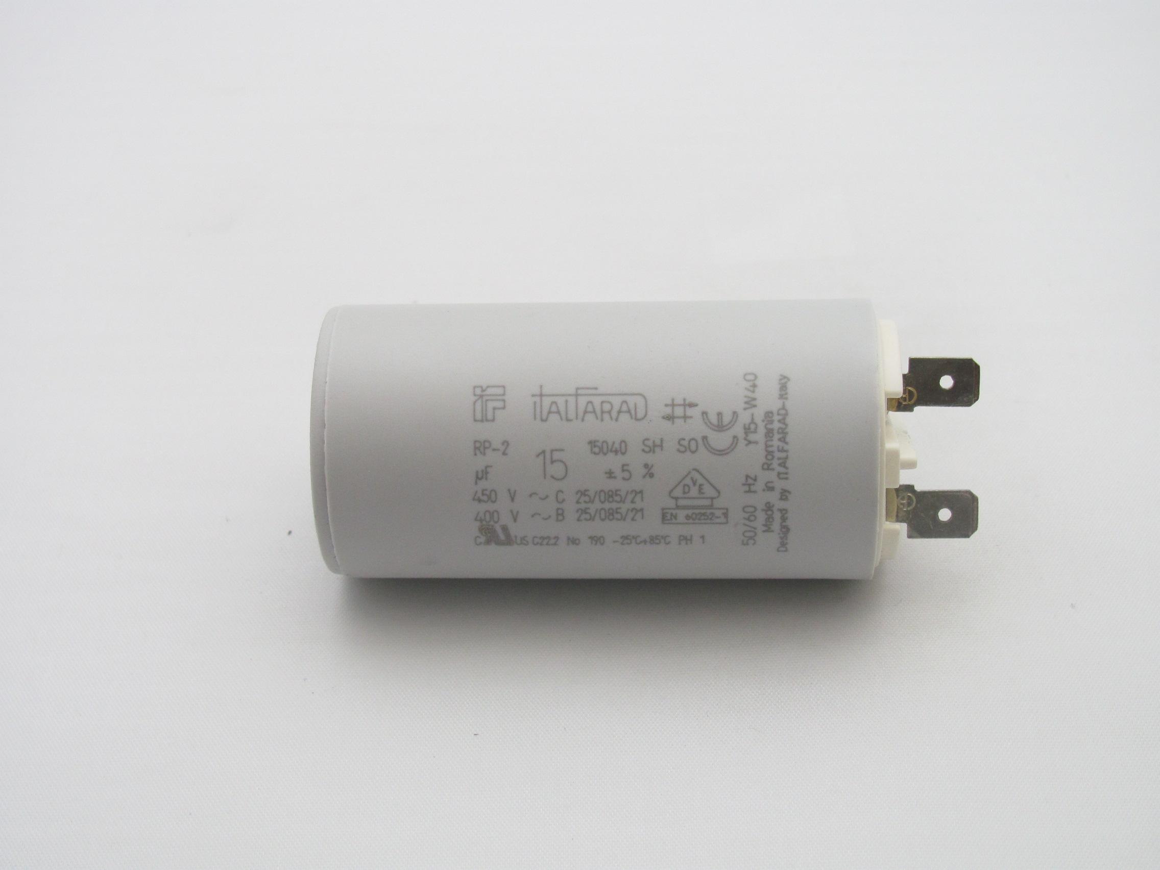 2pcs 15µF 15uF 15V M39003//01-2617J 10/% Axial Tantalum Capacitor